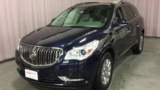 Pre-Owned 2015 Buick Enclave AWD 3.6L V6 Bluetooth Side Blind-Zone Oshawa ON Stock#171987A