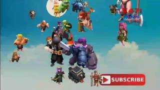 Clash If Clans NYOBAIN LIVE FARMING DENGAN TROOP MILON