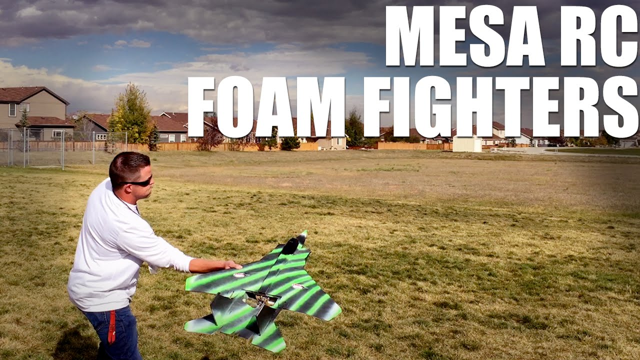 Flite Test | MESArc Foam Fighters - FT Connections