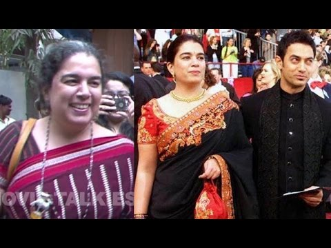 Spotted Aamir Khan's First Wife Reena Dutta Then & Now