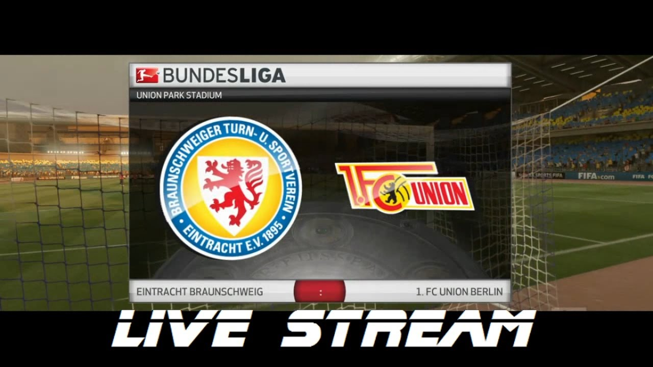 Trailer Livestream Eintracht Braunschweig 1fc Union Berlin Youtube