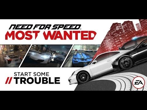 need for speed most wanted para android 2014 apk + datos ...