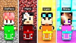 IL MIO PRIMO GIORNO DI SCUOLA - Scuola di Minecraft #1