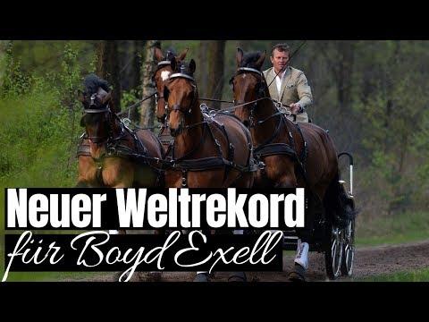 NEUER WELTREKORD für Boyd Exell in der Dressur 😱   Mit nur 28,7 Fehlerpunkten 🔝  CHIO Aachen 2019