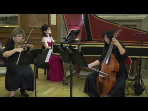 Rameau: Pièces de clavecin en concerts N° 3 - Blumenstock, Zhu & Hamada