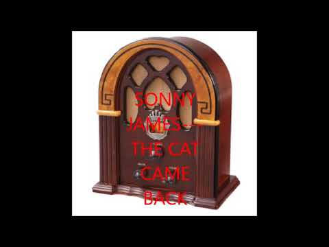 SONNY JAMES---THE CAT CAME BACK