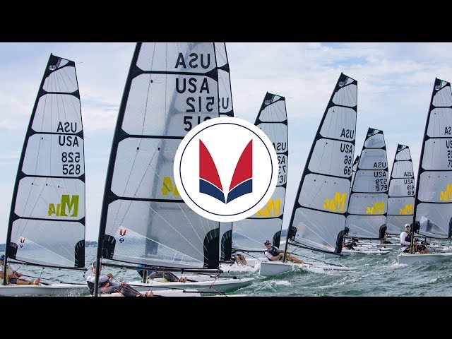 2019 Melges 14 Midwinters Day Two