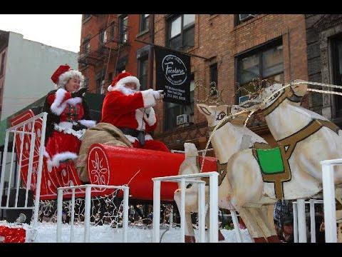Christmas Songs: More New York Favorites!