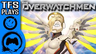 OVERWATCH SHORT: MERCY ME - The Overwatchmen