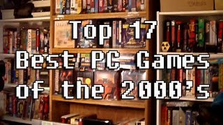 LGR - Top 17 Best PC Games of the 2000