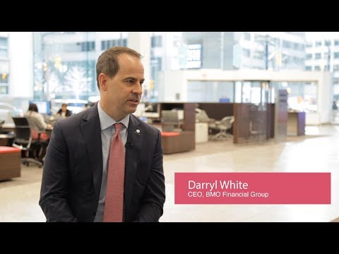 Canadian Banks: CEO Spotlight With Darryl White, CEO Of BMO Financial Group