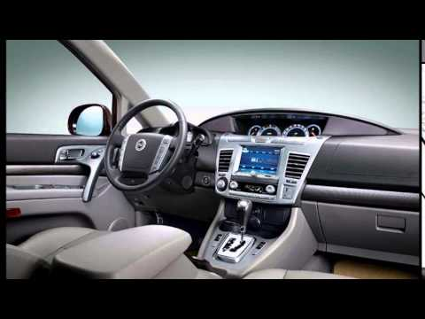 2014 ssangyong rodius interior youtube for Ssangyong rodius interior