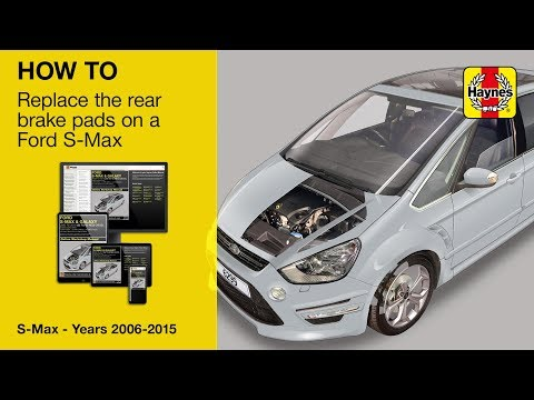 Ford Galaxy 2006-2015 Rear Right Brake caliper