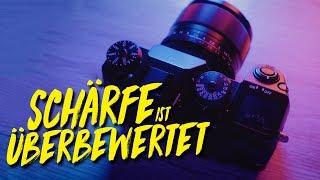 SCHÄRFE ist ÜBERBEWERTET feat. Peter Lindbergh, Paul Ripke, Fujifilm X-H1 📸 FOTOGRAFIE VLOG DEUTSCH