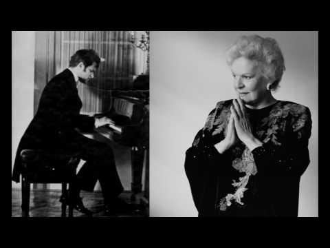 Maureen Forrester & Jerzy Marchwinski - recital 1976