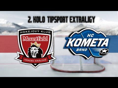 NHL 18 | Hradec Králové - Brno | 2.Kolo TELH CZ/SK