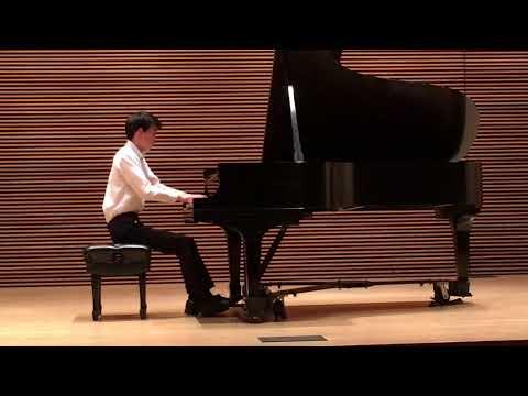 Debussy Estampes No 2 La Soirée Dans Grenade, Russell Chien, piano