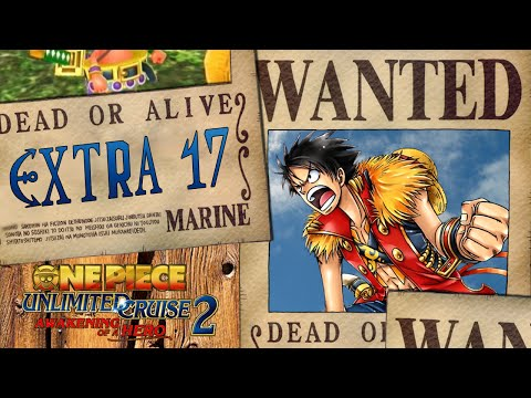 Let's Play One Piece UC 2 Extra 17: Calling your attacks