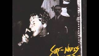 Surf-Nazis Must Die - Anti-Everything E.P. (2003)