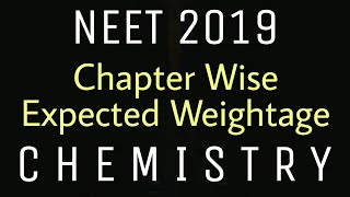 how to prepare Chemistry for neet