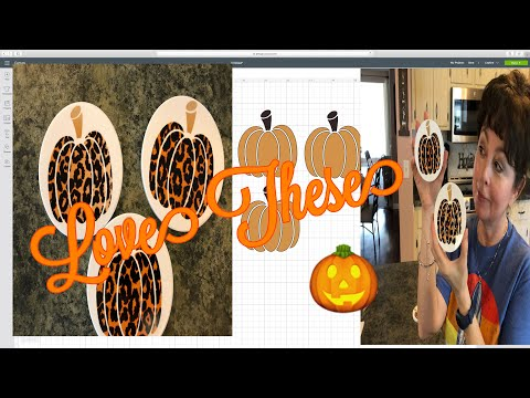Diy Fall Coasters With Cricut Infusible Ink | For Beginners