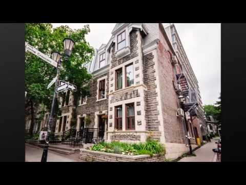 University Bed & Breakfast  in Montreal - 2015 w/Room Names