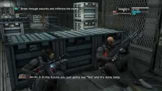 Binary Domain PC Gameplay | 1080p