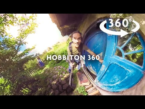 INSIDE HOBBITON 360 VIDEO