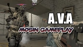 A.V.A - Mosin Gameplay (Old School kimpah)