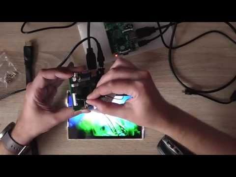 """Test 7"""" wyświetlaczy TFT / IPS z wejściem HDMI"""
