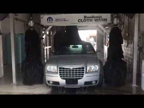 Broadway Rollover Car Wash
