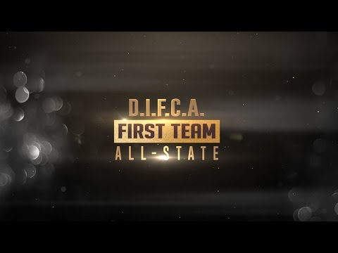 D.I.F.C.A.  All-State Football, First Team Highlights
