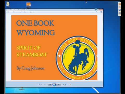 One Book Wyoming Overview
