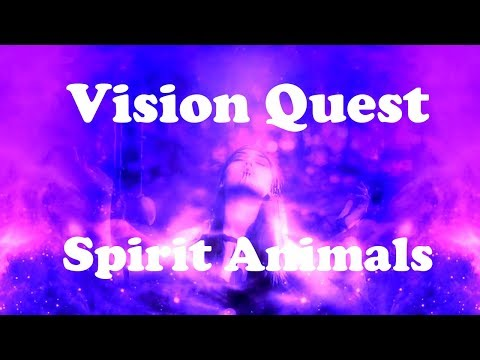 Vision Quest - Trance Meditation (awaken Your Spirit And Your Spirit Animals)