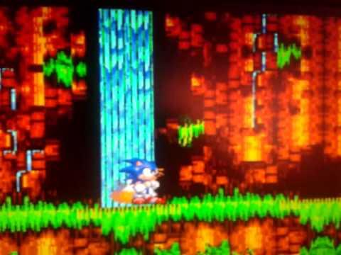 Sonic 3 & knuckles debug mode