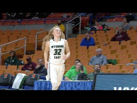 Girls Class AA Quarterfinals: Lincoln vs. Wyoming East