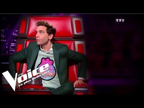 Diam's - La boulette : cette version déménage  | The Voice 2018 | Blind Audition