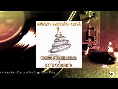 Arthur Fiedler & Boston Pops Orchestra - Christmas With Arthur Fiedler & Boston Pops Orchestra