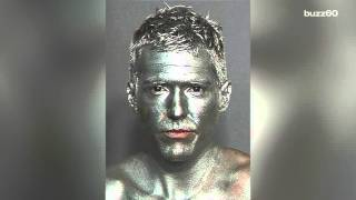 The best or actually worst Halloween mugshots