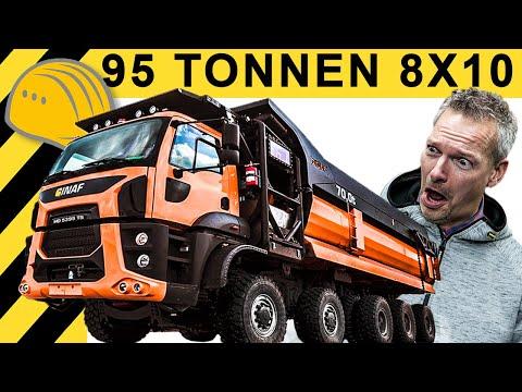 GINAF Trucks -