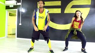 J. Balvin, Willy William - Mi Gente Zumba Coreografia