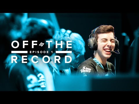CLG: Off The Record | Episode 1 - Say No More!