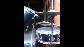 Manic Monday Drum Cover