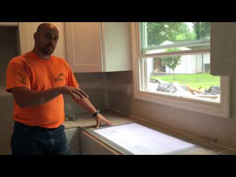 How To: Concrete Countertops Part-1