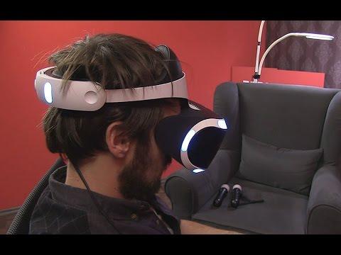 TERMINAL 137: PlayStation VR !