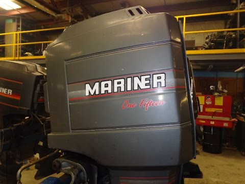 6m4g36 used 1993 mercury mariner 115elpto 115hp 2 stroke outboard rh youtube com mariner 115 hp outboard manual free download mariner 115 hp outboard manual free download
