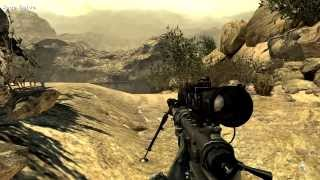 Call of Duty - Modern Warfare 2 - FINAL MISSION (1080p - 4xAA) - GTX 570 - Gameplay [PC]