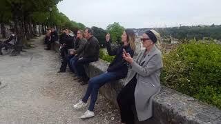 Les cloches de la cathédrale d'Angoulême sonnent pour Notre-Dame de Paris