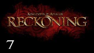 Прохождение Kingdoms of Amalur: Reckoning - Часть 7 — Благодарность: Красты / Возвращение на Родину