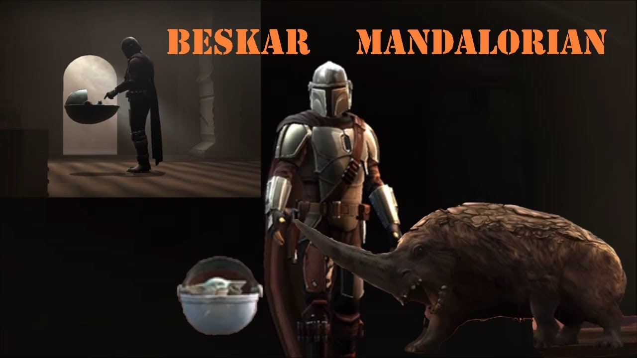 Download Beskar Mandalorian Unlock Event!! (Free to Play Players Special)